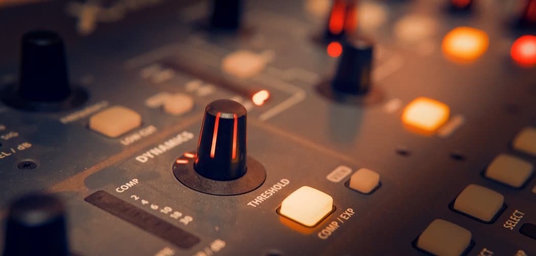 5 of the Best Digital Mixers