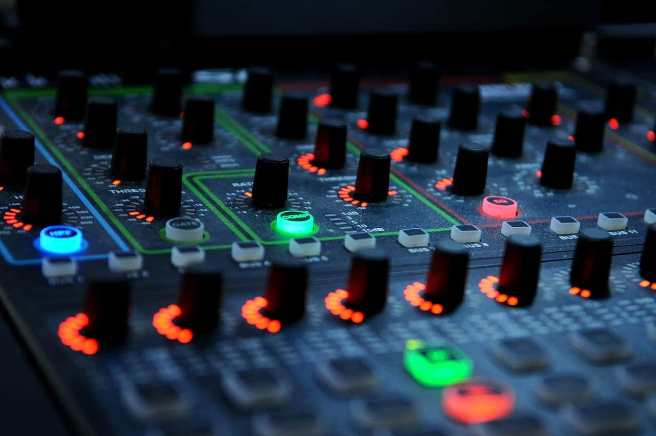 Audio Mixers Vs Audio Interface - Is There A Difference?